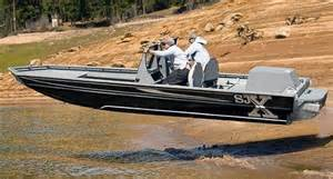 Images of Jet Drive Aluminum Boats