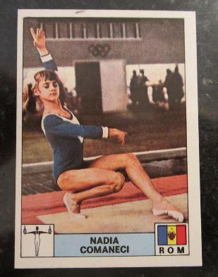 Comaneci 10 Floor by In Sport The Hobby S Card Board Treasure