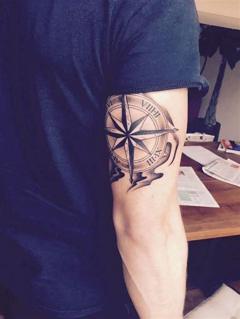 oberarm mann 1001 coole und realistische viking tattoos zum inspirieren