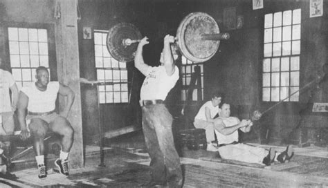 barbell buying guide  art  manliness