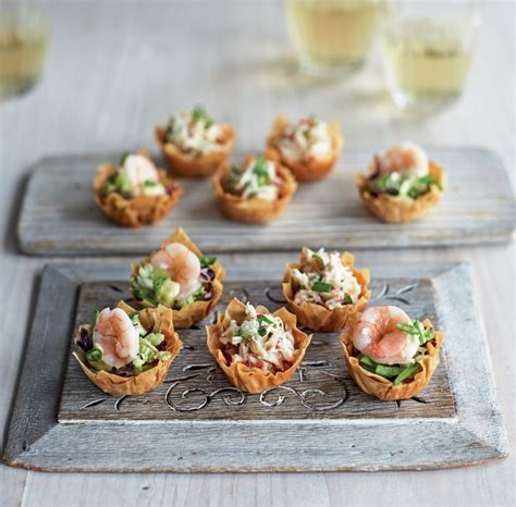 crab canapes prawn canapes ideas pixshark com images galleries