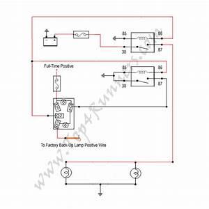Need Help Wiring Reverse Lights