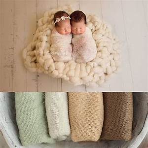 50*160 cm Newborn Photography Props Baby Wrap Photo Shoot Accessories Photograph For Studio-in ...