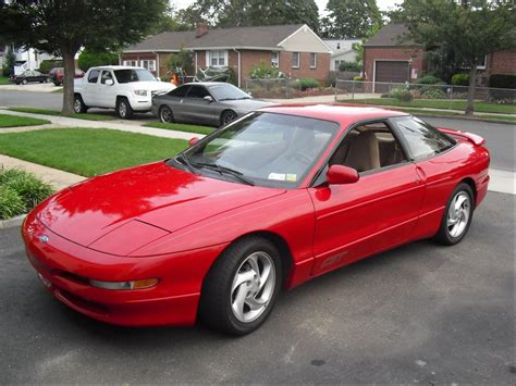 ford probe workshop  owners manual