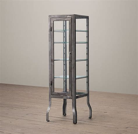 Small Bath Cabinet by Pharmacy Small Bath Cabinet Burnished Steel Nest
