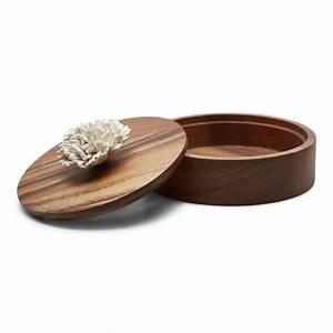 Boite à Thé Bois : rangement bijoux et accessoires coffret parfumer en c ramique et bois ~ Teatrodelosmanantiales.com Idées de Décoration