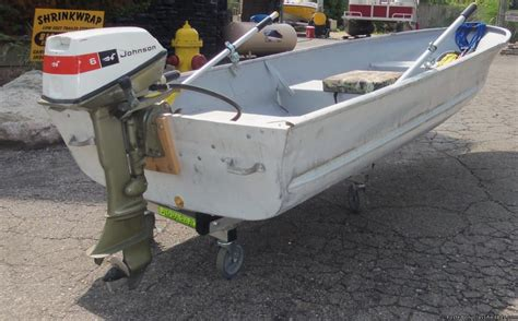 Aluminum Row Boat Oars by Aluminum Row Boat Boats For Sale