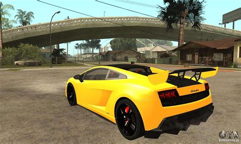 Lamborghini Gallardo Lp570 Super Trofeo Stradale For Gta
