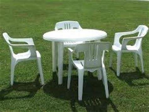 sedie da giardino in plastica tavoli e sedie
