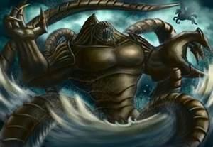 Release the Kraken Movie