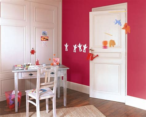 couleur de chambre pour fille peinture chambre fille et blanc