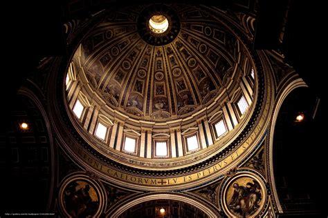 wallpaper murals for wallpaper vatican rome dome light free desktop