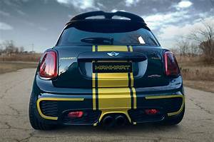 Mini F56 Tuning : manhart tunes f56 mini jcw to 300 hp and 470 nm of torque ~ Kayakingforconservation.com Haus und Dekorationen