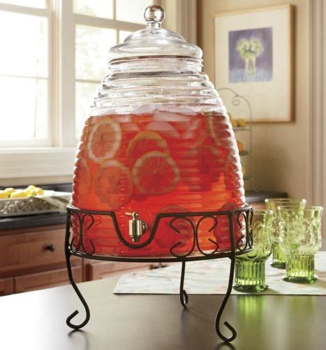 Beehive Drink Dispenser With Stand by 1000 Images About Drink Dispenser Ideas On Pinterest To