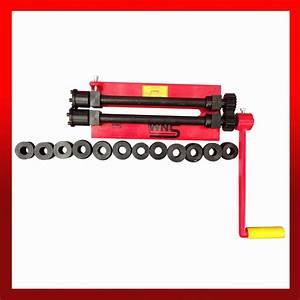 Wns Manual Bead Roller 305mm  12 U2033  Throat X 1 2mm Capacity