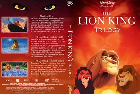 The Gallery For --> The Lion King 1 12 Dvd