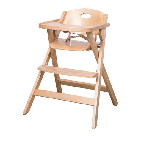 chaise haute roba chaise haute en bois roba pas cher