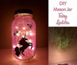 Diy, Mason, Jar, Fairy, Lantern, U2022, The, Inspired, Home