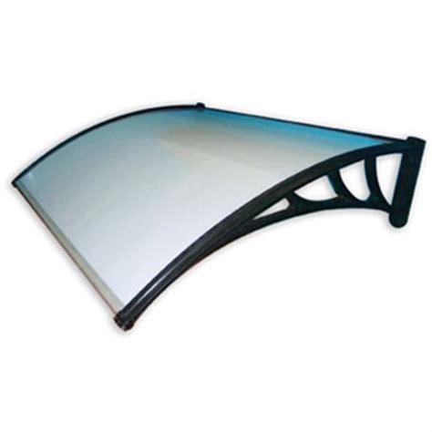 tettoia in policarbonato trasparente pensilina tettoia modulabile in policarbonato compatto