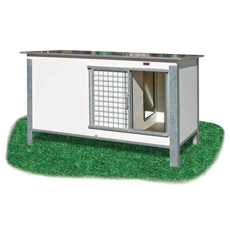 niche pro cprs toit inclin 233 niche bois pour chien
