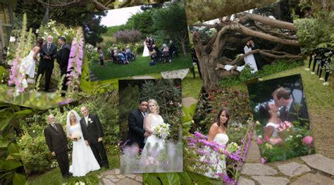 weddings by the sea 8 tips for a california garden wedding