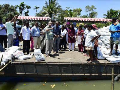 world bank  asian development bank team visit flood