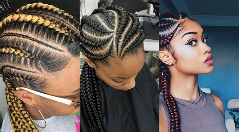 10 Ghana Weaving All-back Styles Bound To Make You The