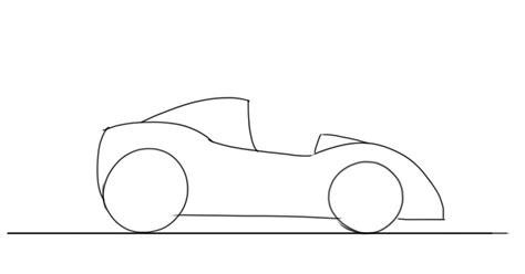 cartoon car drawing how to draw a cartoon race car junior car designer