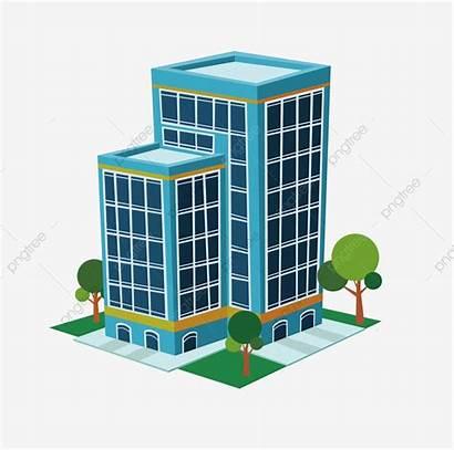 Building Bungalow Cartoon 5d Clipart Icon Company