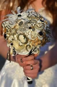 44 Best Vintage Jewelry Bouquets Images On Pinterest