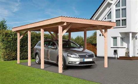 Holz Carport Günstig Online Kaufen Ihrholzshopde