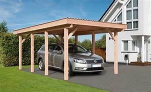 Carport Aus Holz : ein carport kaufen was muss beachtet werden ihr ~ Orissabook.com Haus und Dekorationen