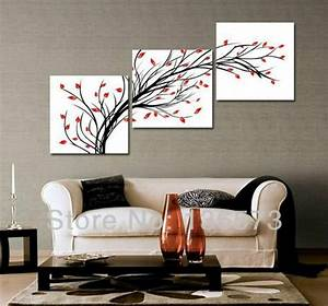 Handmade oil painting piece canvas wall art brown world