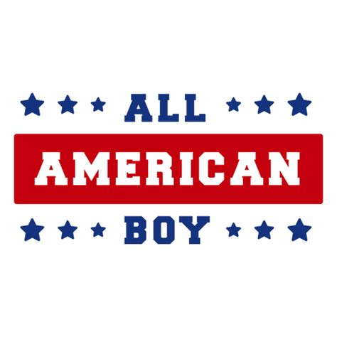 You must have an electronic cutting machine that reads svg or dxf files to use these designs like the silhouette. All american boy lettering - Transparent PNG & SVG vector file