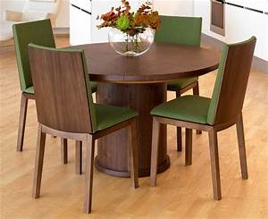 Trendy, Expandable, Round, Dining, Table, By, Skovby