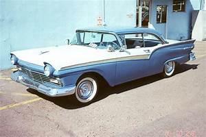1957 Ford Fairlane 2 Door Hardtop