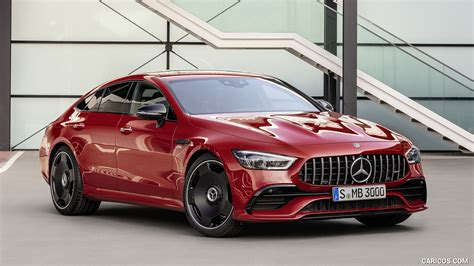 mercedes amg gt  matic  door coupe color