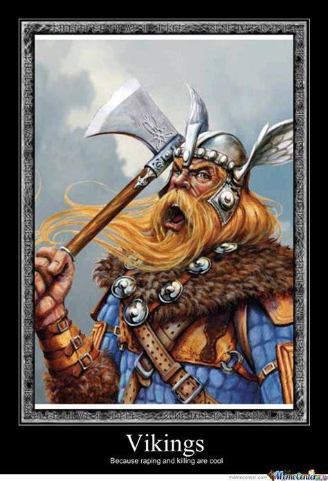 Vikings by nak   Meme Center