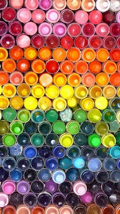 Colorful Rainbow Wallpapers Iphone Colors Colours Paint
