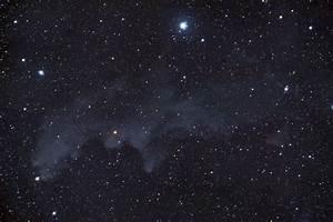 La Nebulosa Testa della Strega (IC 2118) in Eridano