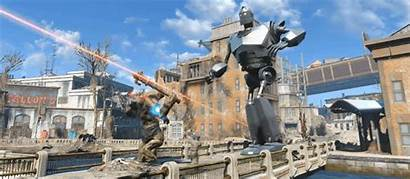 Fallout Giant Iron Mod Looks Mods Right