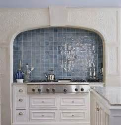 Blue Kitchen Tile Backsplash Carerra S Kitchen Bumble 39 S Design Diary