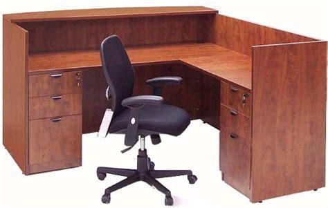 reversible l shaped desk reception l shape desk reversible full pedestals smart