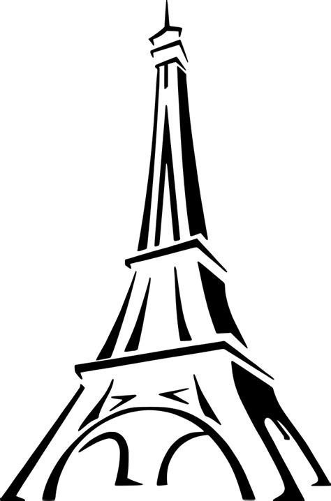 onlinelabels clip art eiffel tower