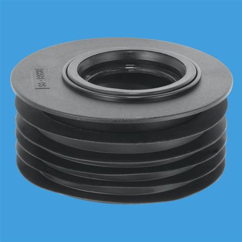mcalpine 110mm soil pipe adaptor to 2 inch 50mm pipe
