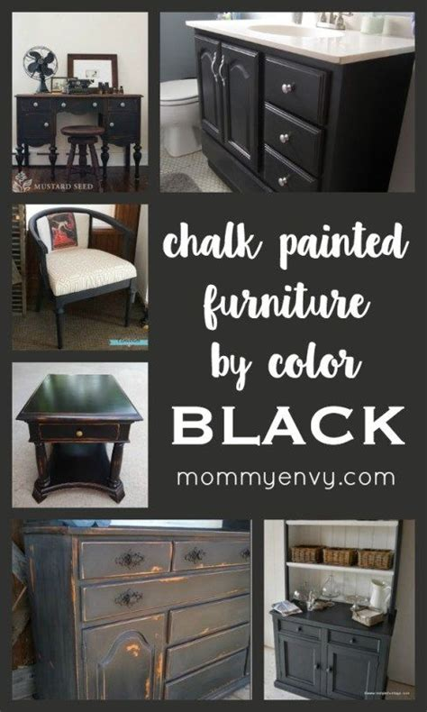 photos of painted kitchen cabinets best 25 black chalk paint ideas on 7426