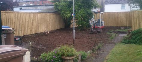 Garden Fencing And Gates In Belfast By Greenscape Ni