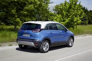 Avis Opel Crossland X : essai opel crossland x 1 2 turbo notre avis sur le nouveau crossland photo 6 l 39 argus ~ Medecine-chirurgie-esthetiques.com Avis de Voitures