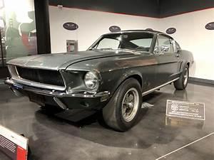 The original BULLITT [Mustang] : spotted