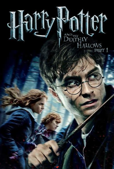 harry poter and the harry potter and the deathly hallows part 1 review 2010 roger ebert
